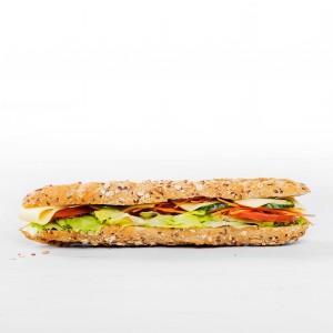 Sandwich Formaggio club