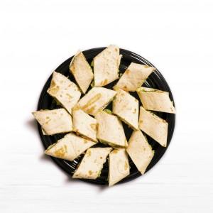 """Plateau """"Wrap poulet """" 16 pces"""
