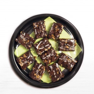 Plateau Muffins Chocolat/ caramel/Crumble