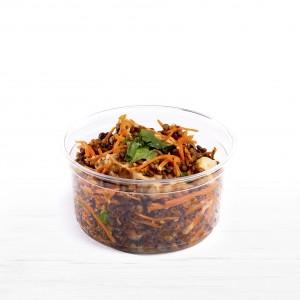 Poulet, Lentilles, Curry