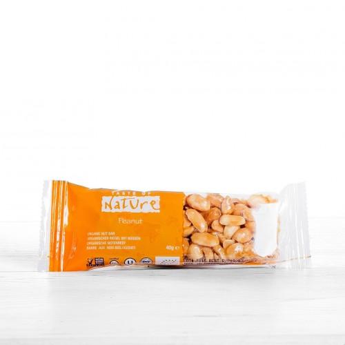 bar nature peanut