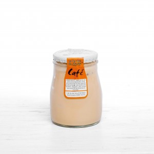 Yoghurt koffie