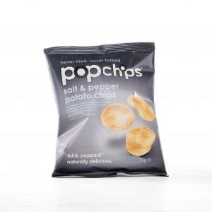 Popchips salt&pepper