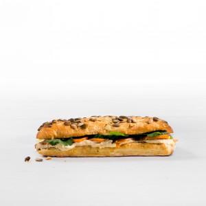 Houmous Sandwich