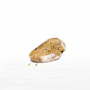 Geserveerd met brood