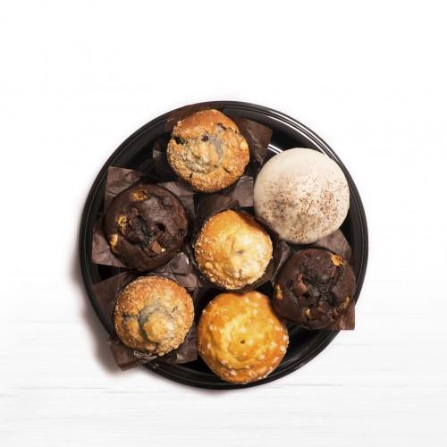 "Assiette ""Muffins"""