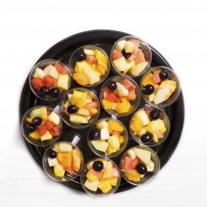 """Plateau de """"salade de fruits"""" - 12 pces"""