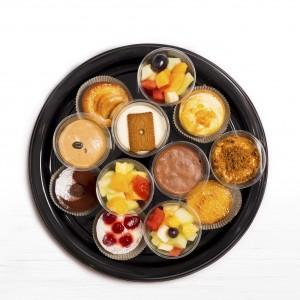 Plater Mix desserts 12p