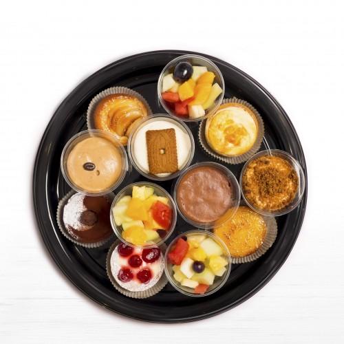 Plateaux Mix desserts 12p