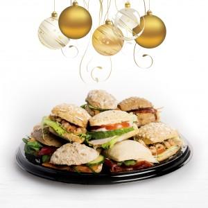 Plateau sandwiches Festif