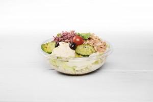 Salade Thon / Houmouss / Beterave