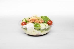 Salade Saumon Avocat Choux