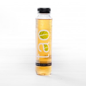 Pure infusion TAO - Black Tea & Lemon & Orange Blossom 33cl
